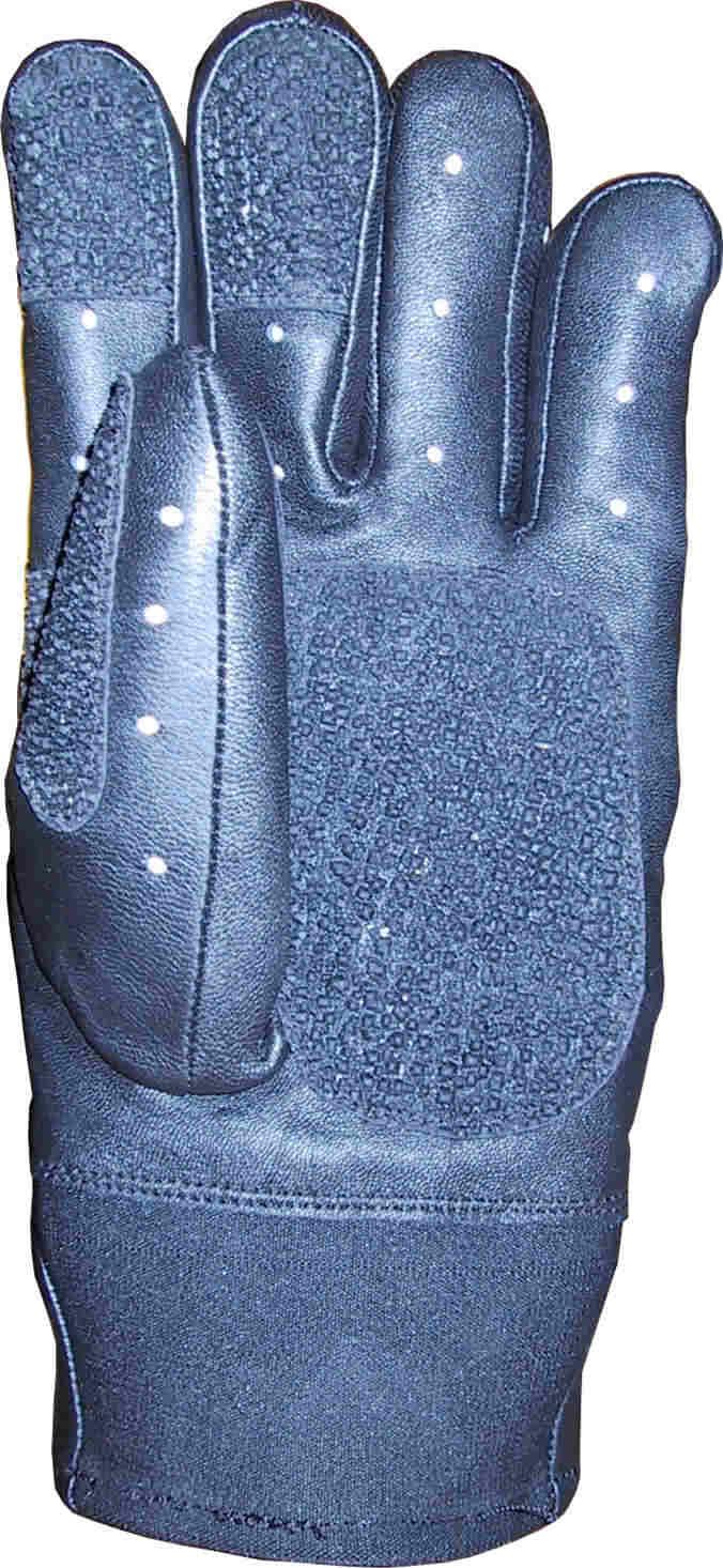 Fingerless gloves at target - Sauer Shooting Glove Air Smallbore Largebore Target
